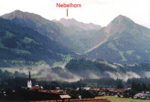 Klettersteig Nebelhorn : Spätsommerliche klettersteig und biwaktour über nebelhorn co