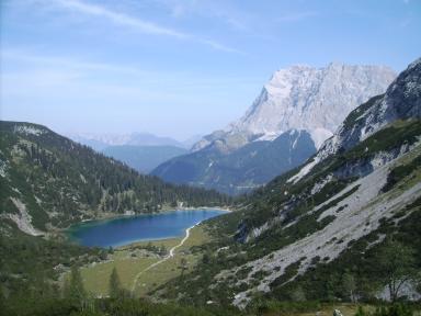Klettersteig Coburger Hütte : Klettersteig tajakopf